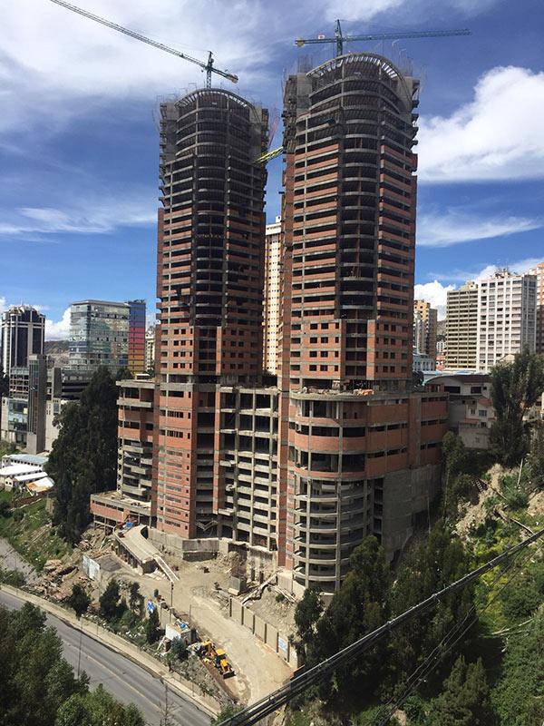 Galeria Los sistemas de Itesal en el nuevo mundo. Bolivia. - 1