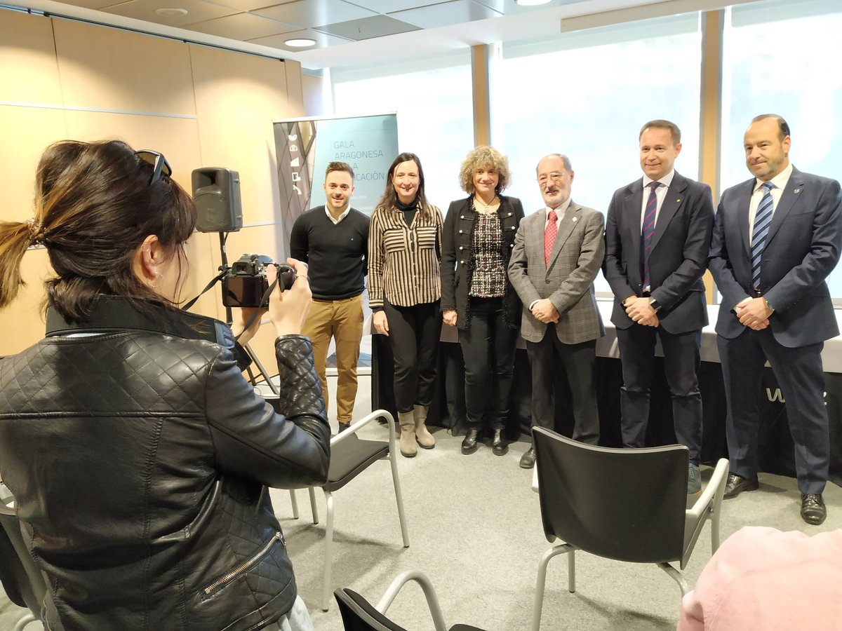 Galeria Itesal patrocina los Premios de Edificación Aragonesa - 4