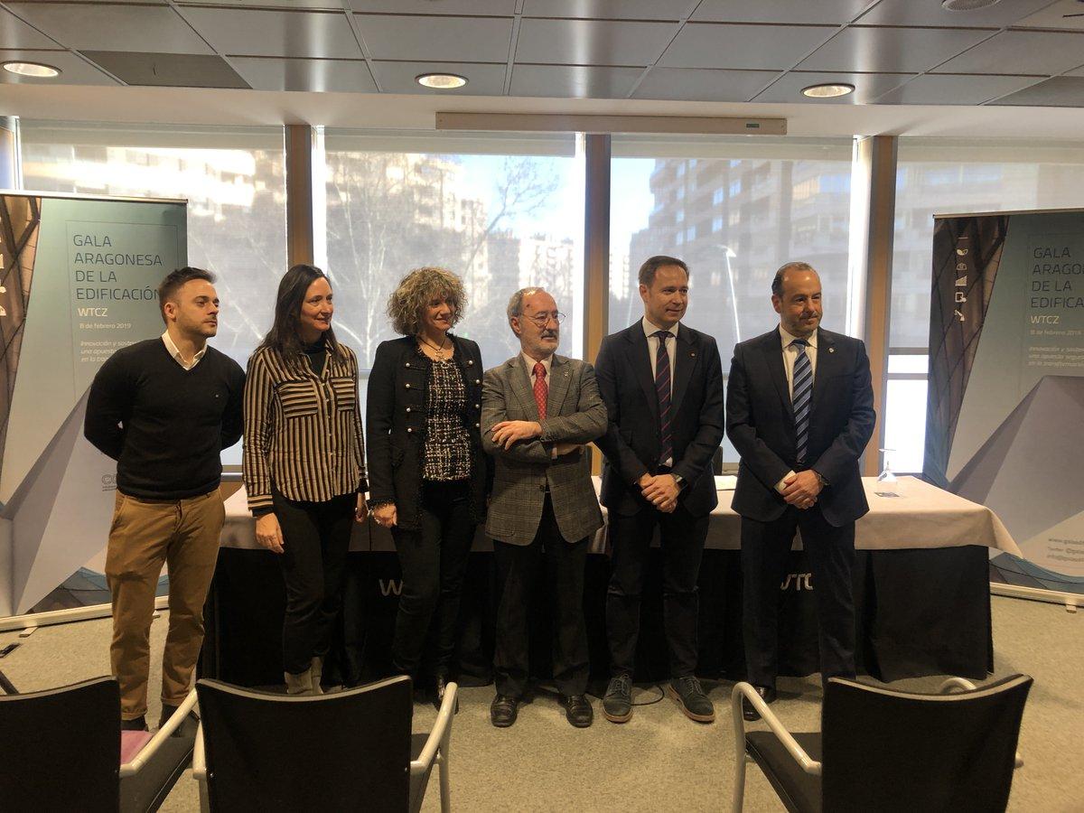 Galeria Itesal patrocina los Premios de Edificación Aragonesa - 3