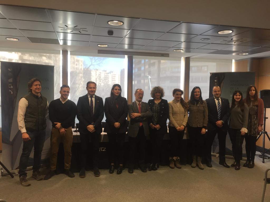 Galeria Itesal patrocina los Premios de Edificación Aragonesa - 1