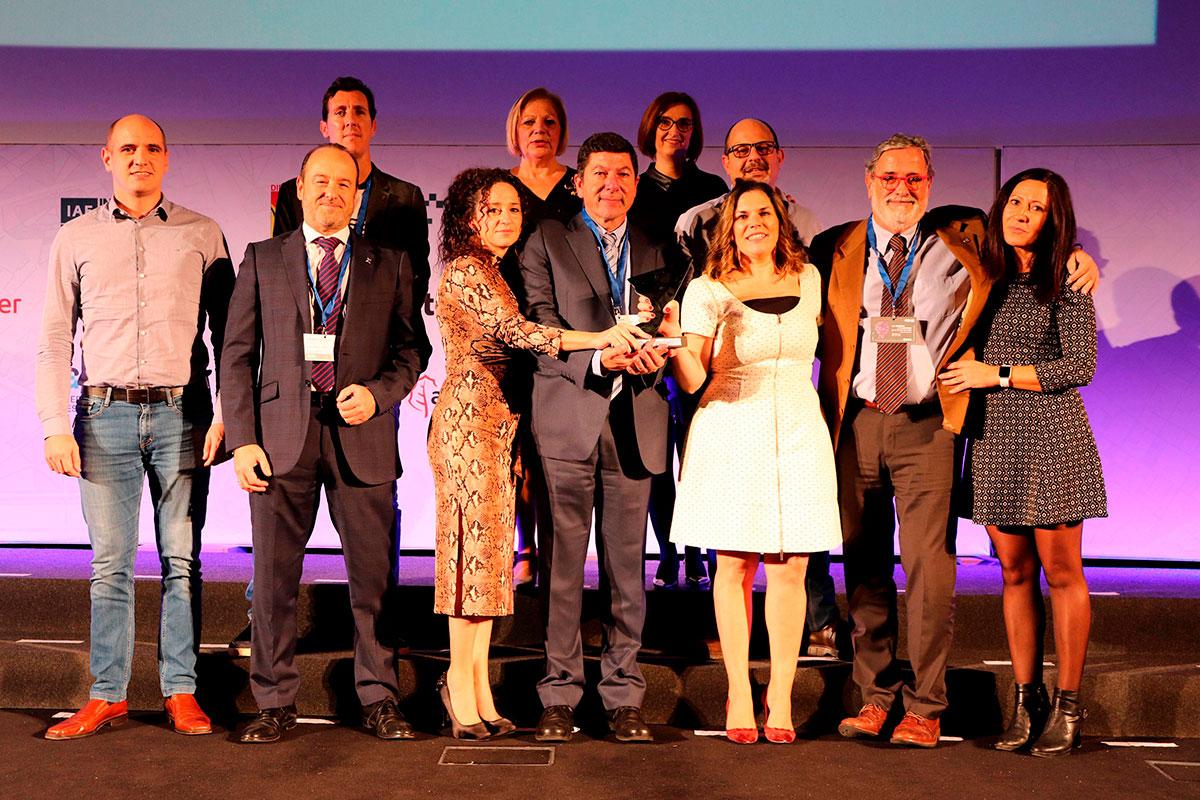 Galeria Itesal se alza con el Premio ADEA a la Promoción Exterior  - 2