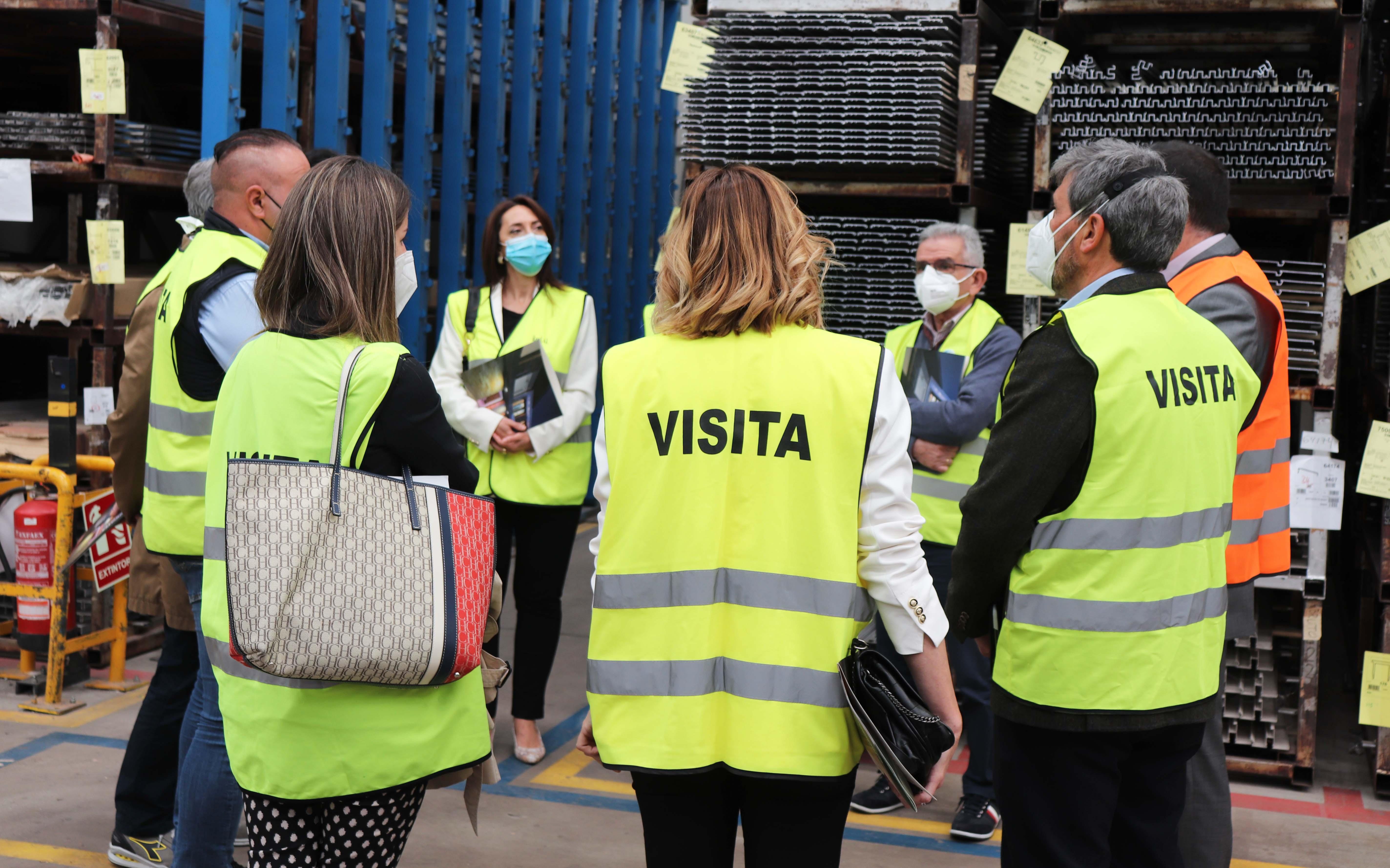 Galeria Itesal organiza una jornada de Prevención de Riesgos Laborales junto con AIRBE - 2