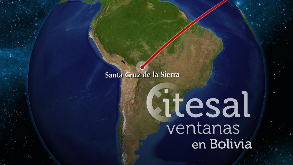 Los sistemas de Itesal en el nuevo mundo. Bolivia.