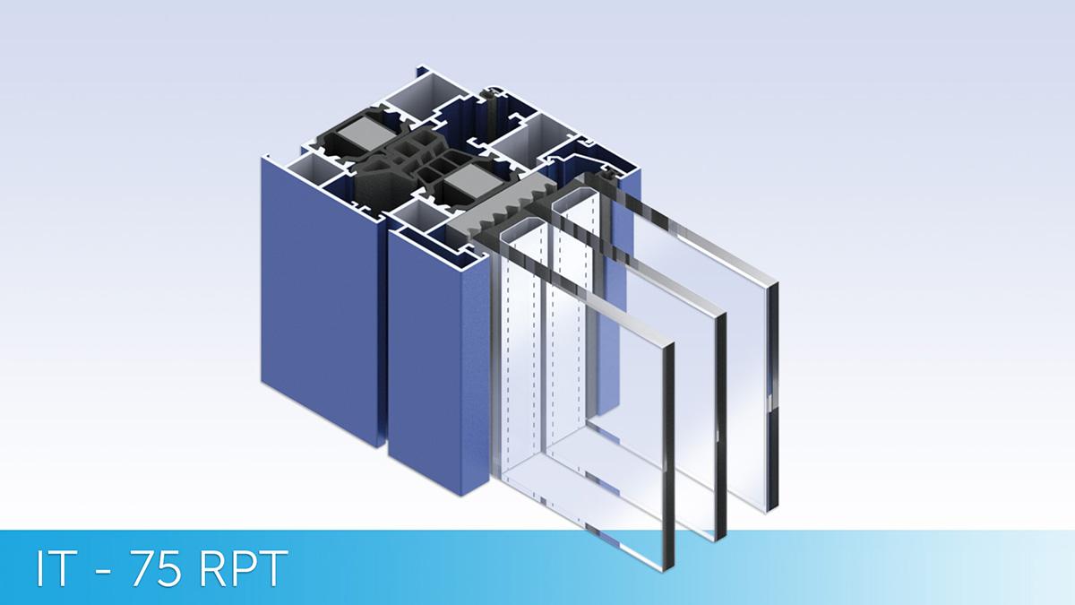 IT-75 RPT Una ventana de máxima calidad