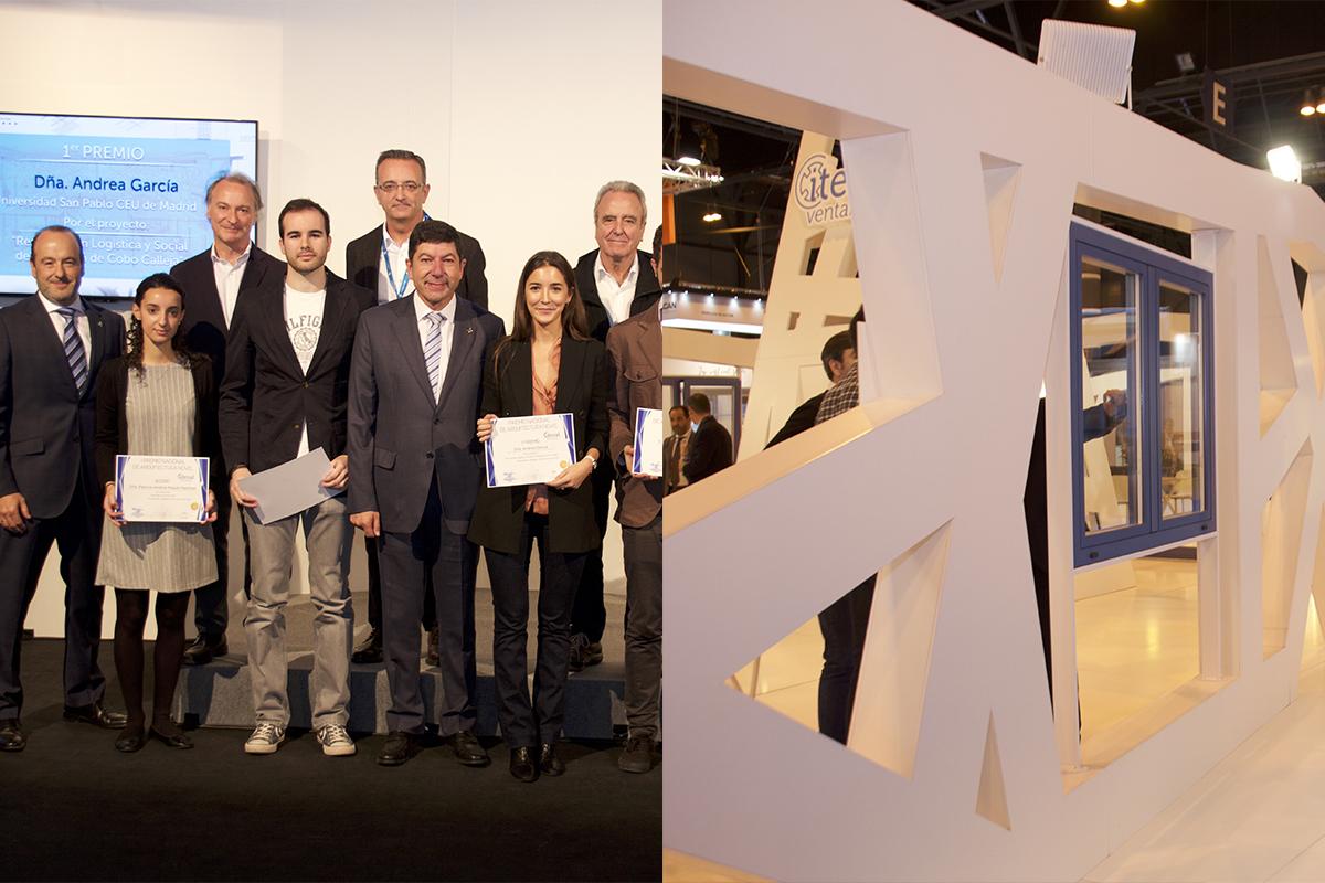 Feria Veteco 2018 y Entrega de I Premio de Arquitectura Novel de Itesal