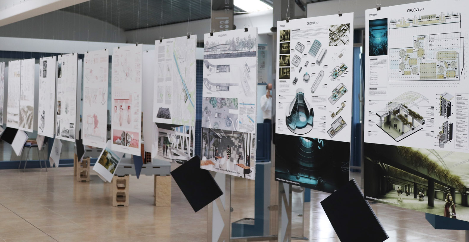 Comunicado oficial - Participantes y ganadores II Premio Nacional de Arquitectura Novel Itesal