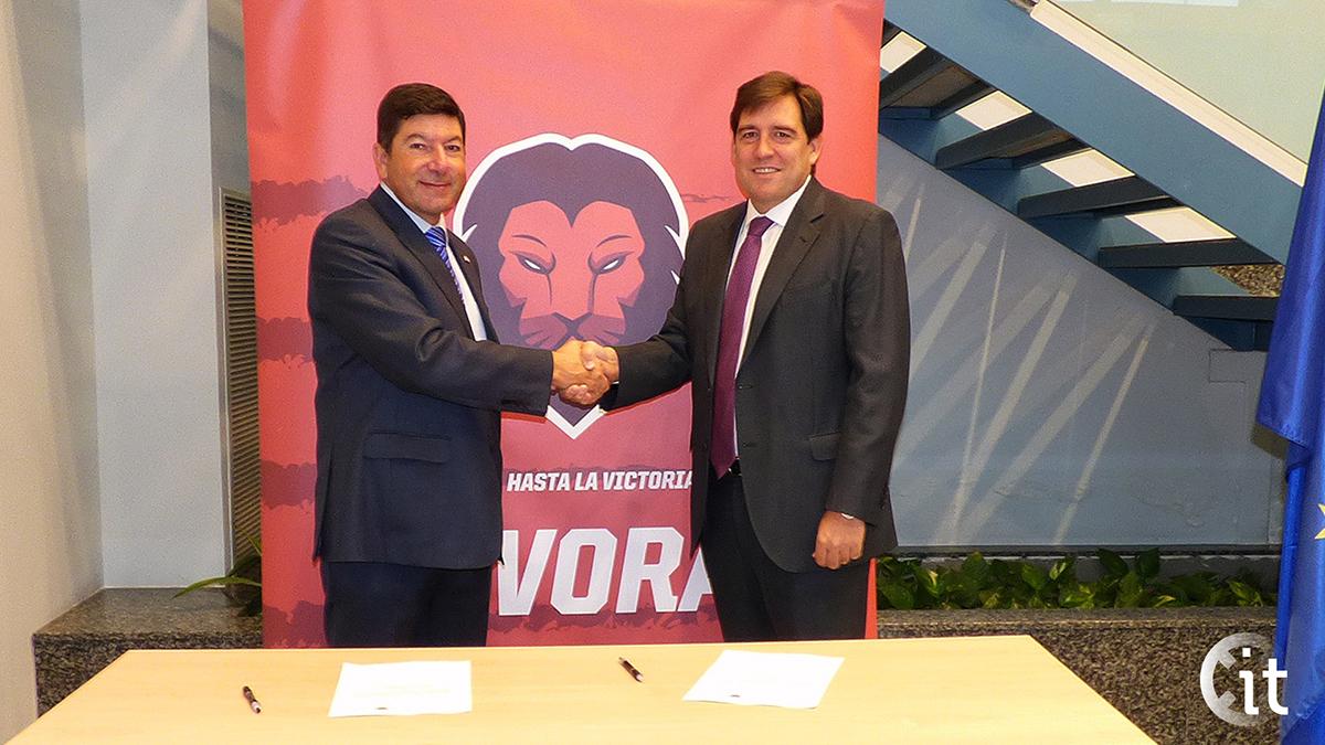 Itesal firma por segundo año con el Tecnyconta de Zaragoza