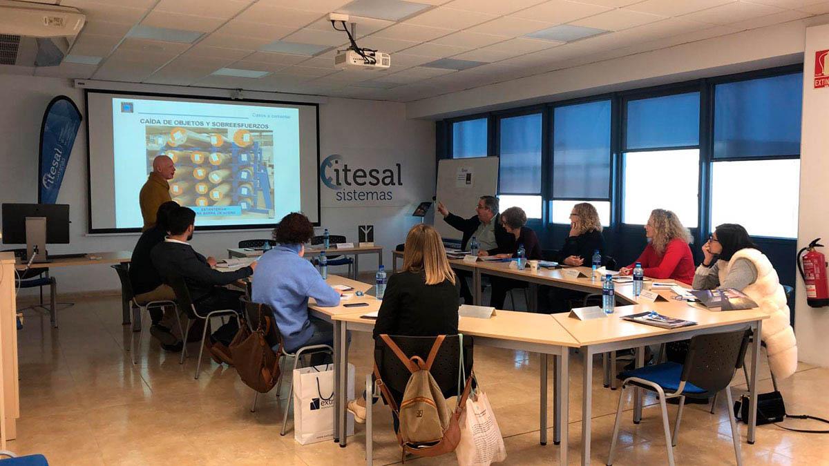 Itesal comparte su estrategia en prevención de riesgos laborales con las empresas de la AEA