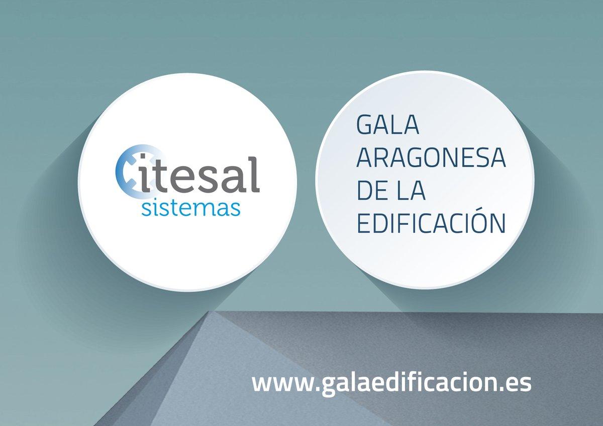Itesal patrocina los Premios de Edificación Aragonesa