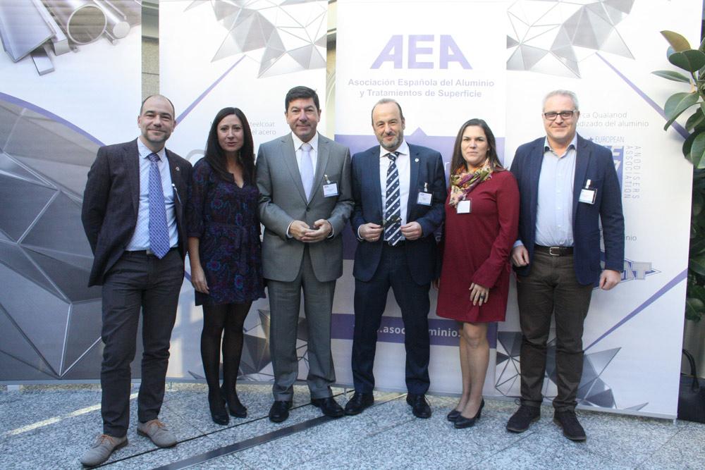 Armando Mateos Director General de Itesal Presidente de la AEA