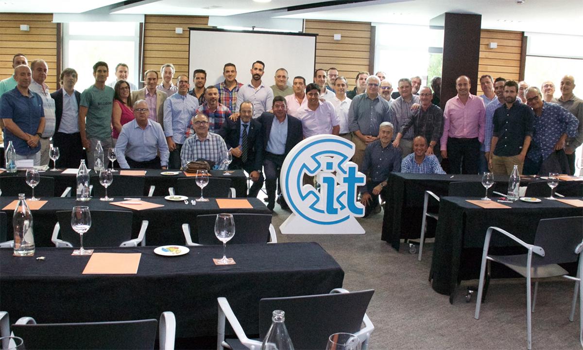 X Convención de Almacenes distribuidores de Itesal