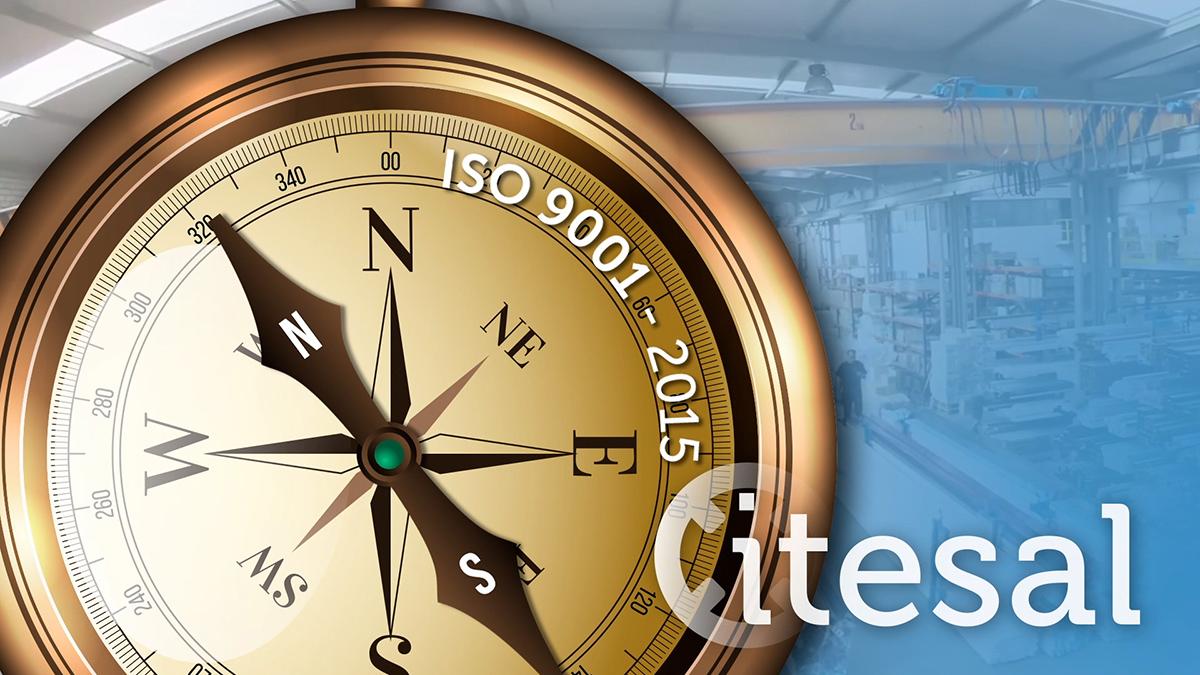 Realizadas las pruebas de la Norma ISO - 9001 (2015) de AENOR