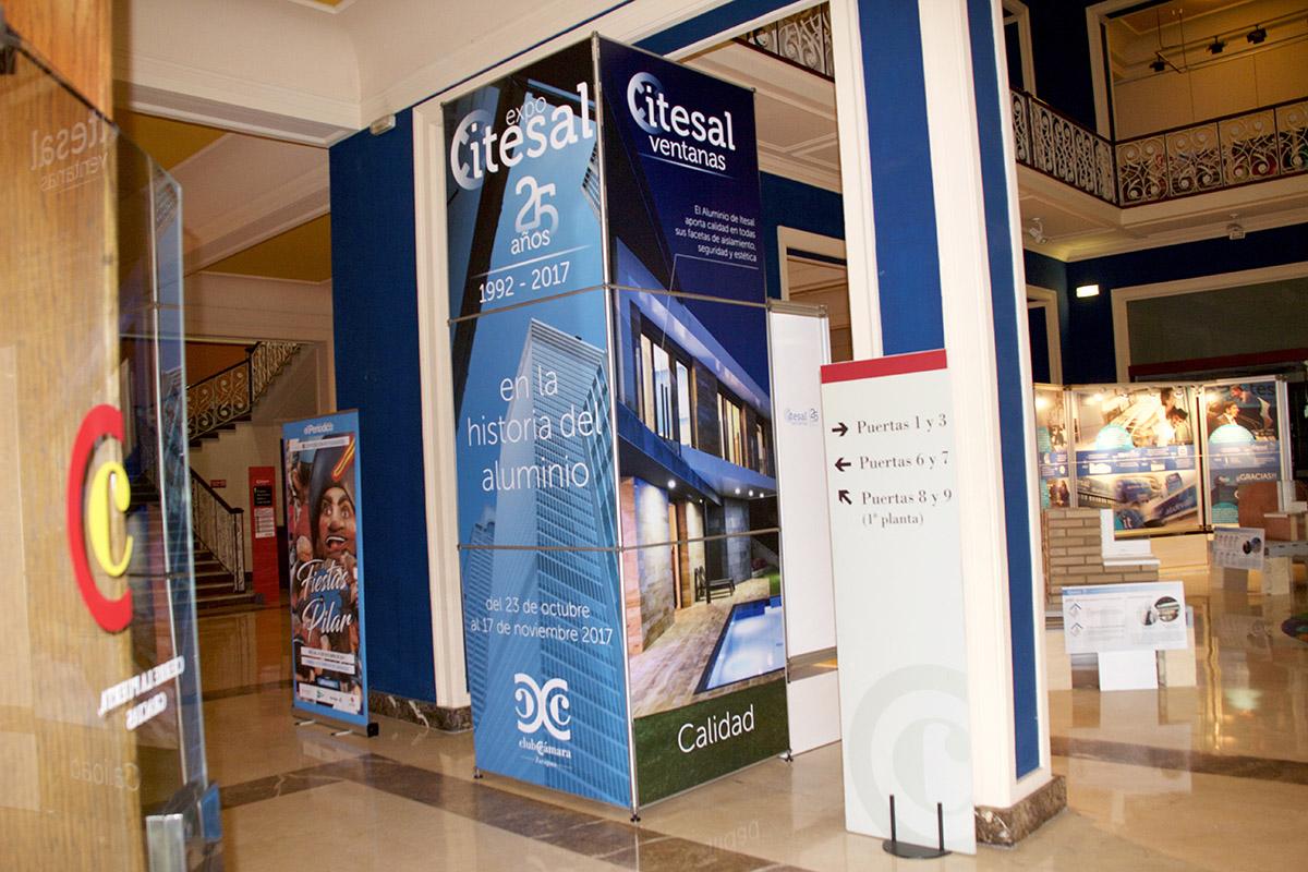 Expo 25 años de Itesal