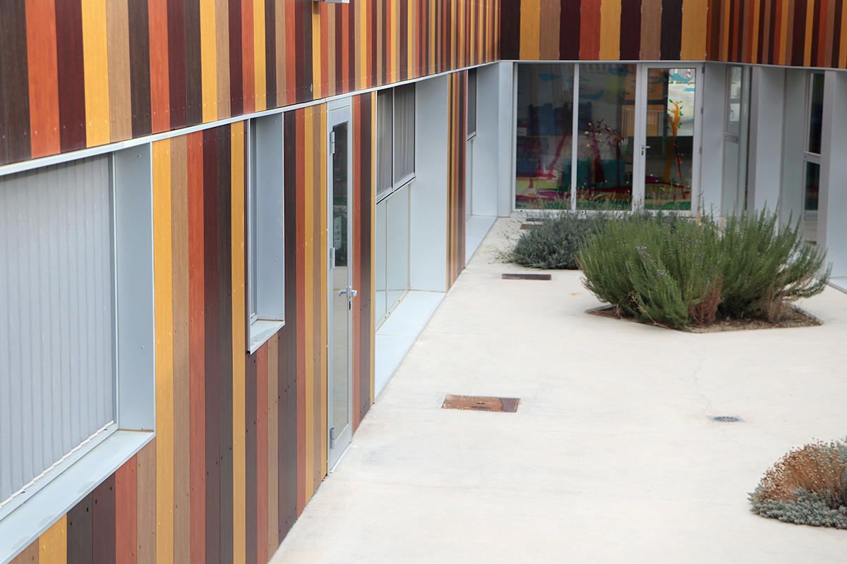 Galeria Colegio Infantil Arcosur, Zaragoza - 2 ?>