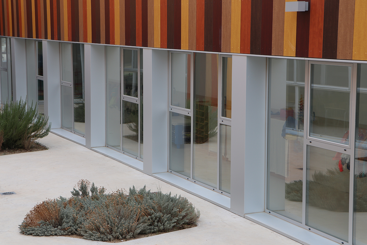 Galeria Colegio Infantil Arcosur, Zaragoza - 3 ?>