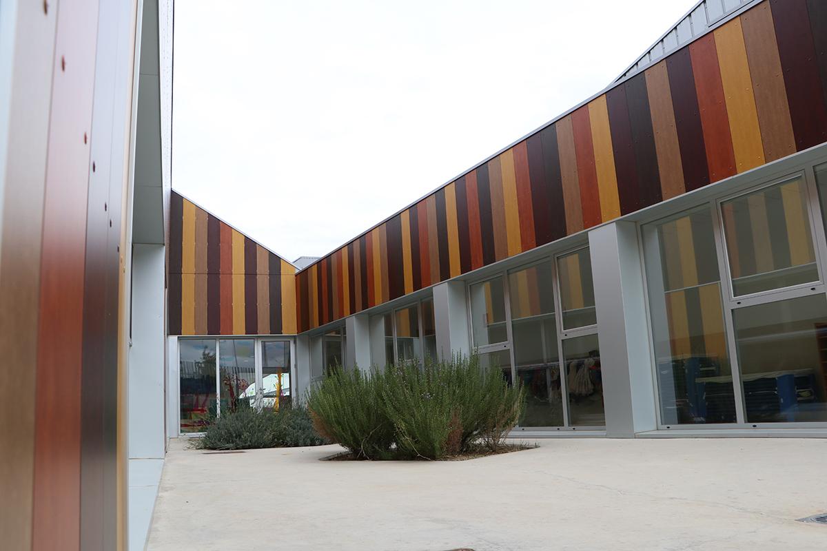 Galeria Colegio Infantil Arcosur, Zaragoza - 9 ?>