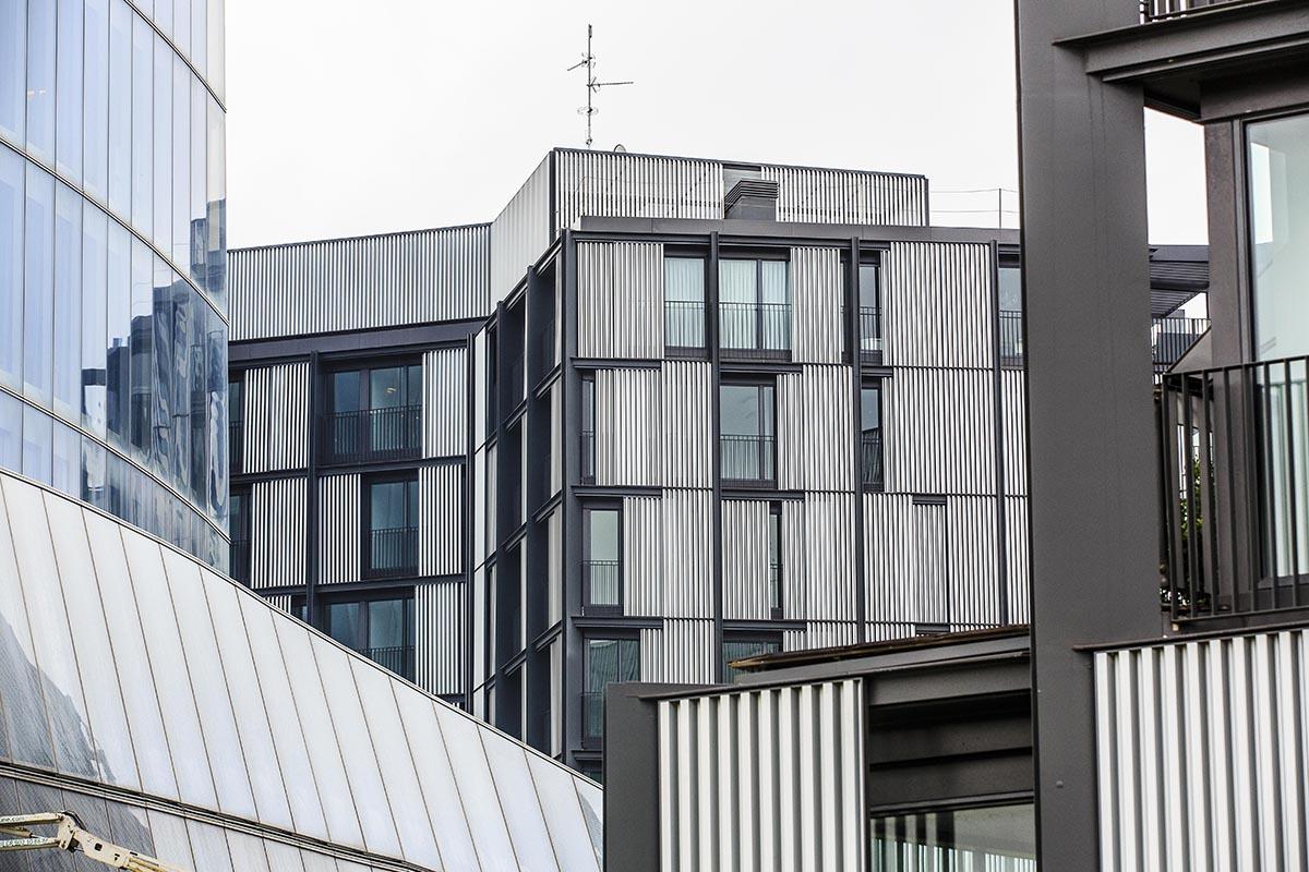 Galeria Edificio de Viviendas en la Ría de Bilbao, Bilbao - 6 ?>