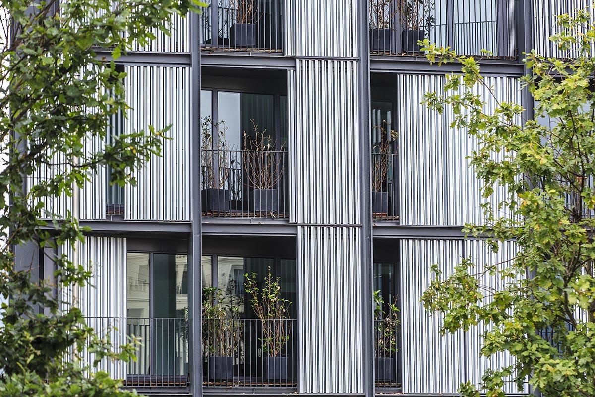 Galeria Edificio de Viviendas en la Ría de Bilbao, Bilbao - 3 ?>