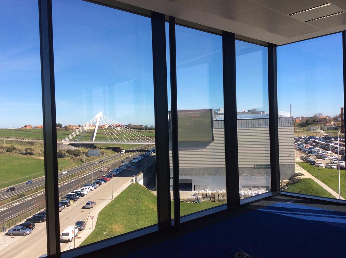 Galeria Centro de Innovación de Servicios Gestionados Avanzados (CISGA), Santander - 2 ?>