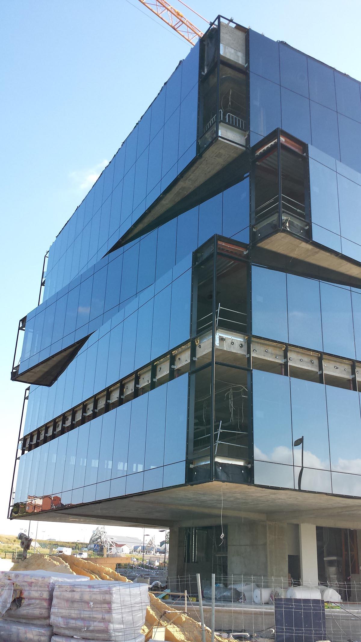 Galeria Centro de Innovación de Servicios Gestionados Avanzados (CISGA), Santander - 4 ?>