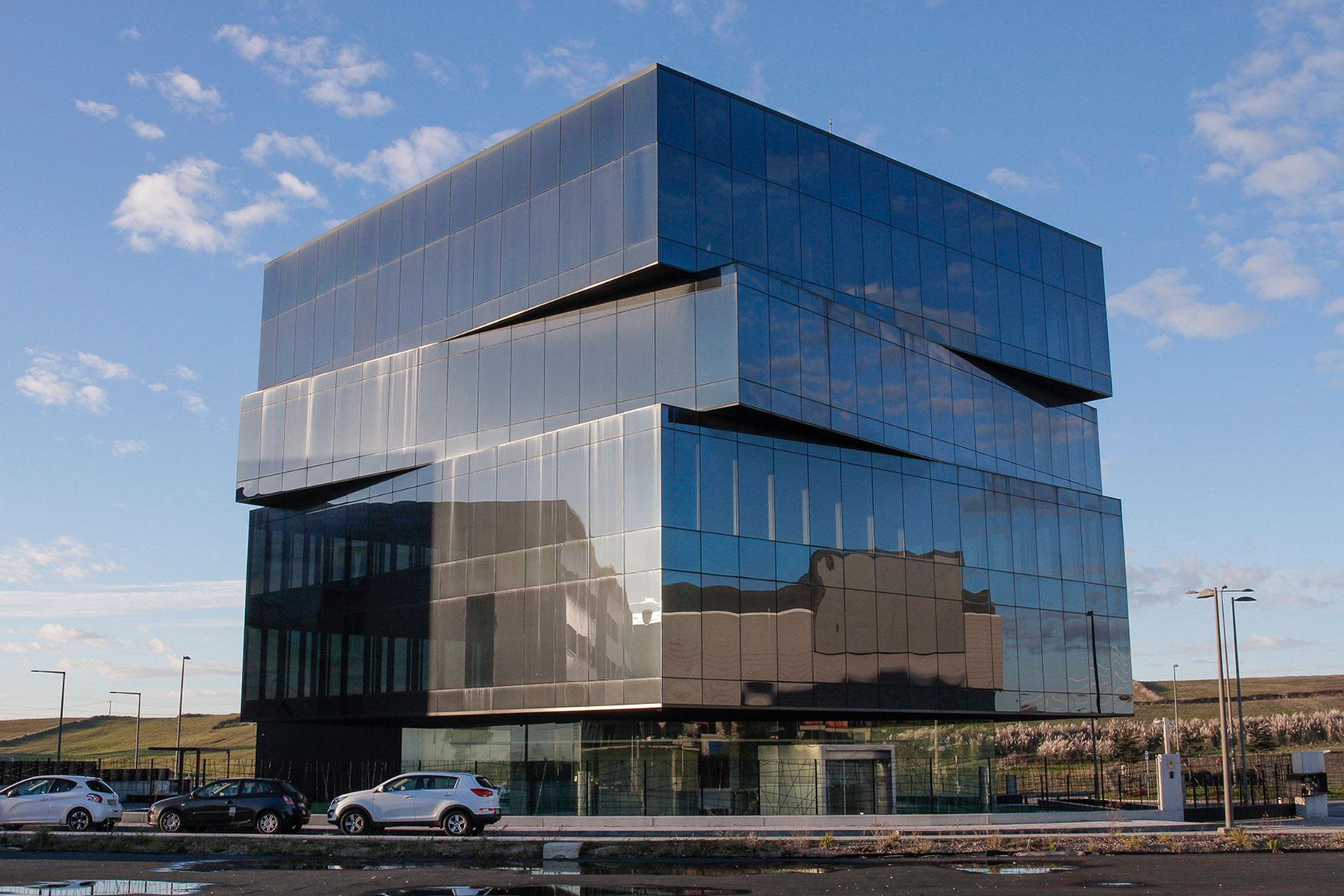 Galeria Centro de Innovación de Servicios Gestionados Avanzados (CISGA), Santander - 16 ?>
