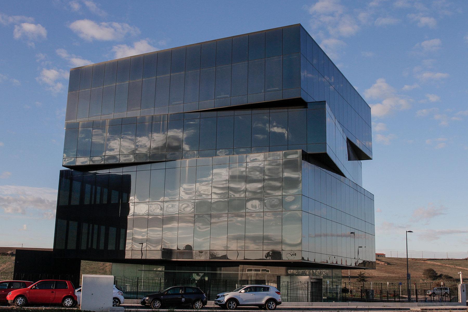 Galeria Centro de Innovación de Servicios Gestionados Avanzados (CISGA), Santander - 17 ?>