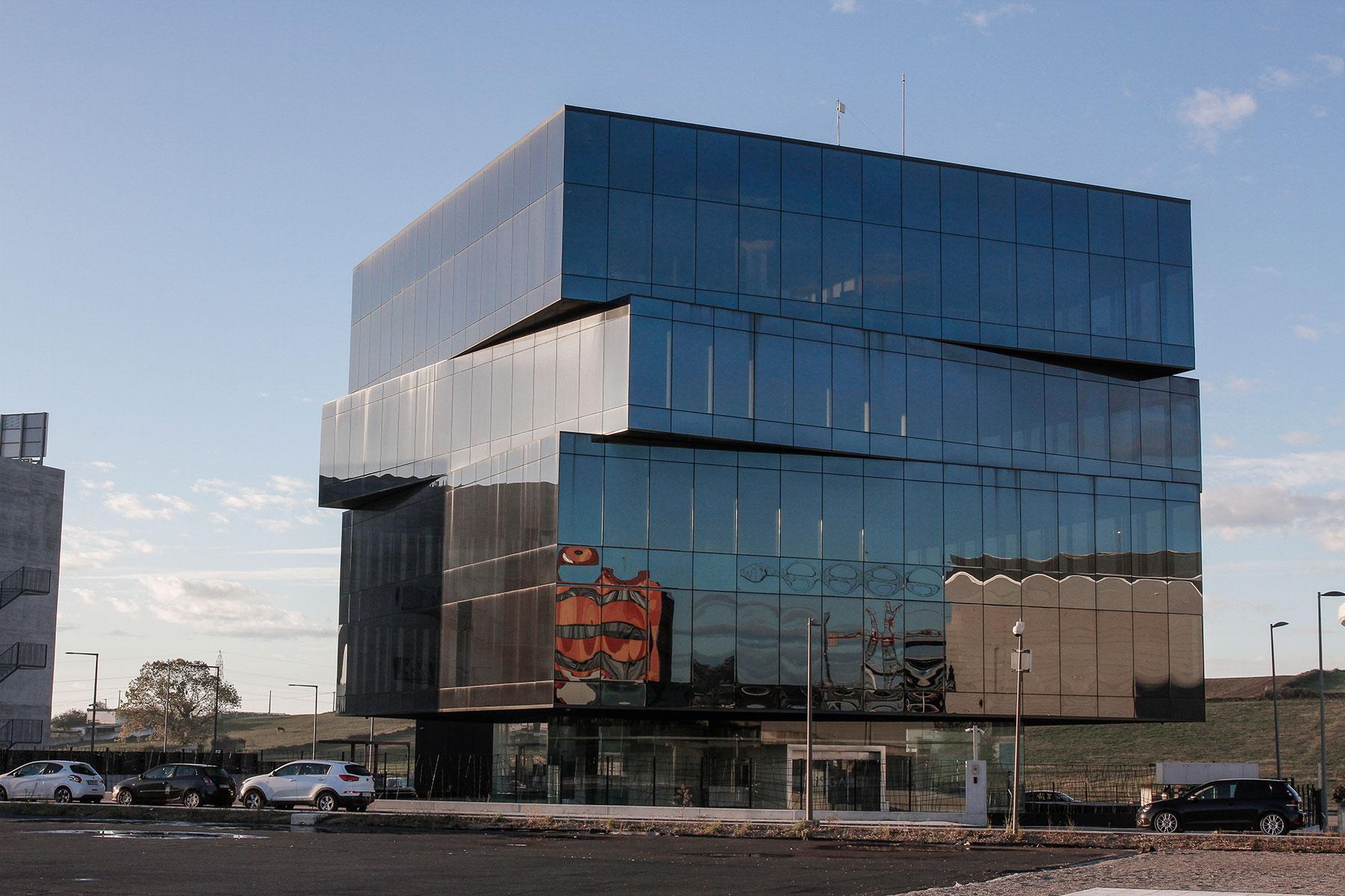 Galeria Centro de Innovación de Servicios Gestionados Avanzados (CISGA), Santander - 18 ?>