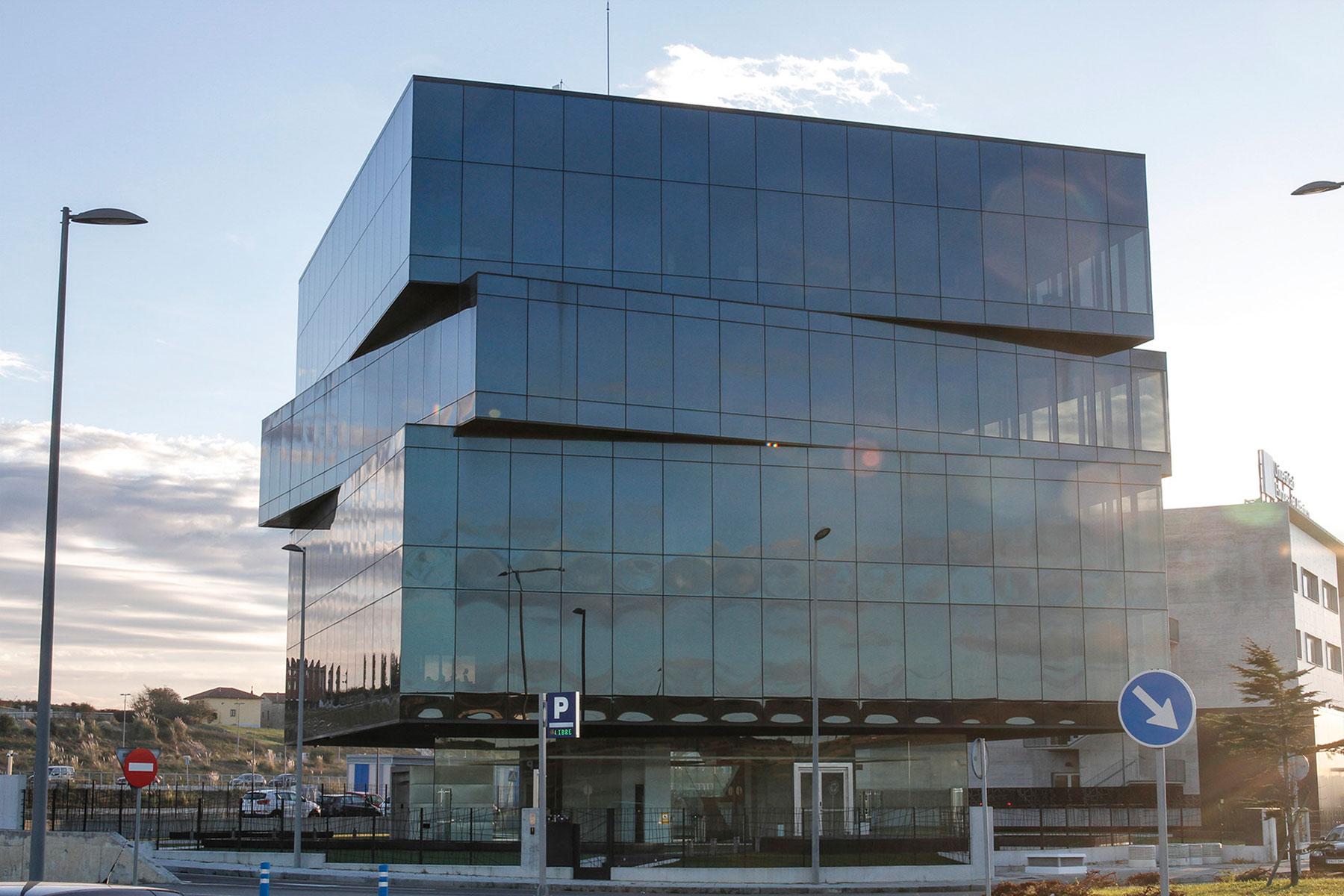 Galeria Centro de Innovación de Servicios Gestionados Avanzados (CISGA), Santander - 20 ?>