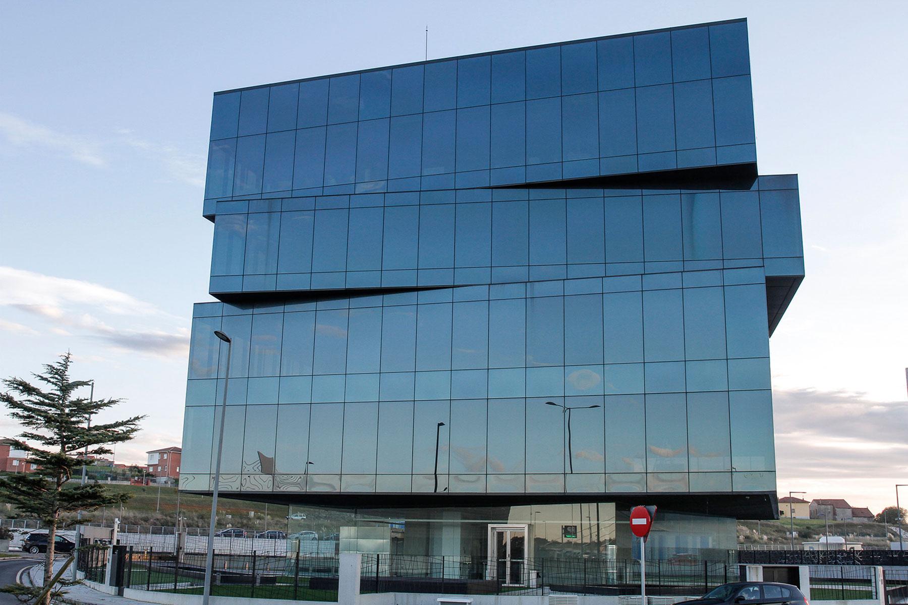 Galeria Centro de Innovación de Servicios Gestionados Avanzados (CISGA), Santander - 1 ?>