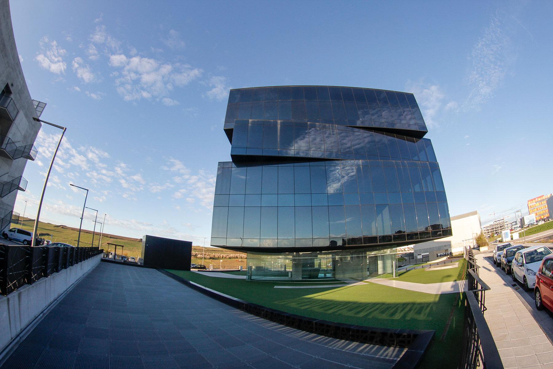Galeria Centro de Innovación de Servicios Gestionados Avanzados (CISGA), Santander - 9 ?>