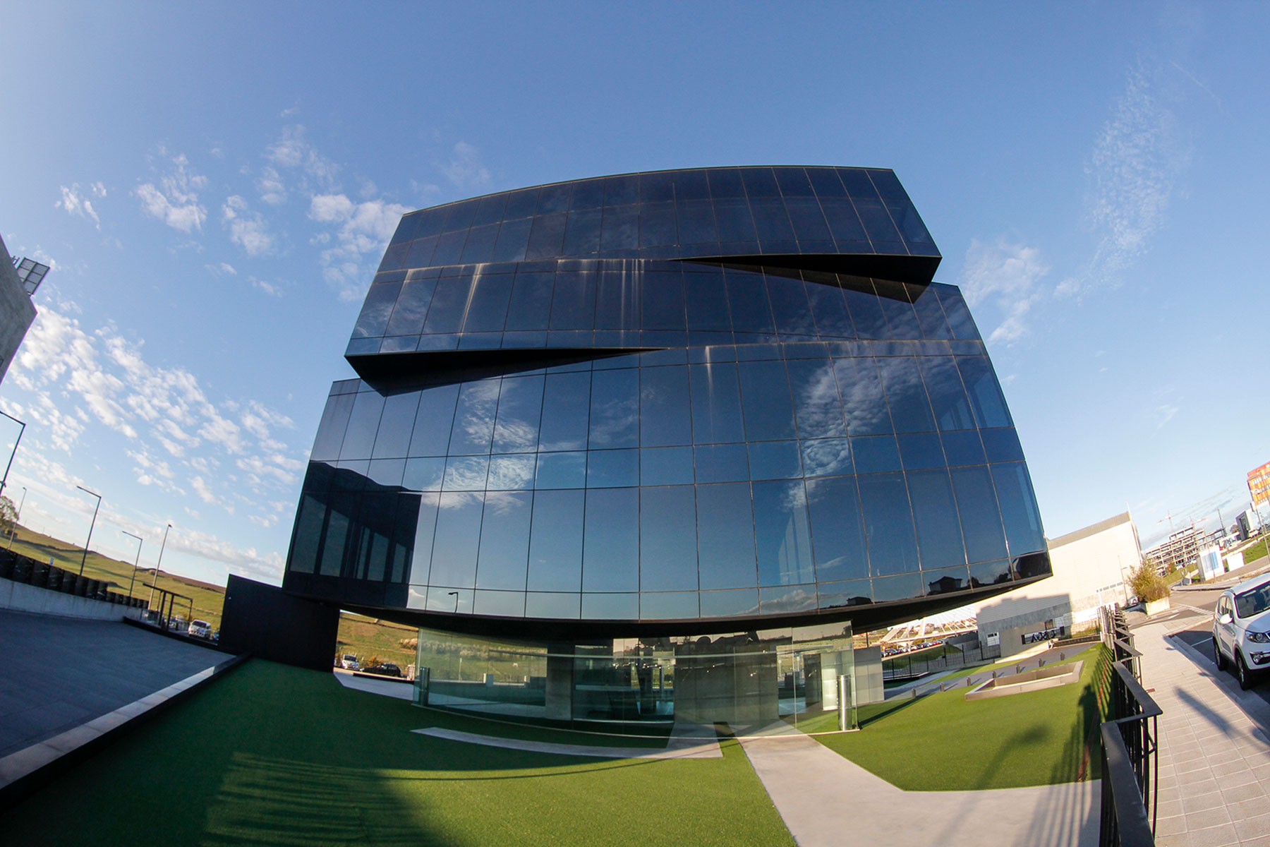 Galeria Centro de Innovación de Servicios Gestionados Avanzados (CISGA), Santander - 10 ?>