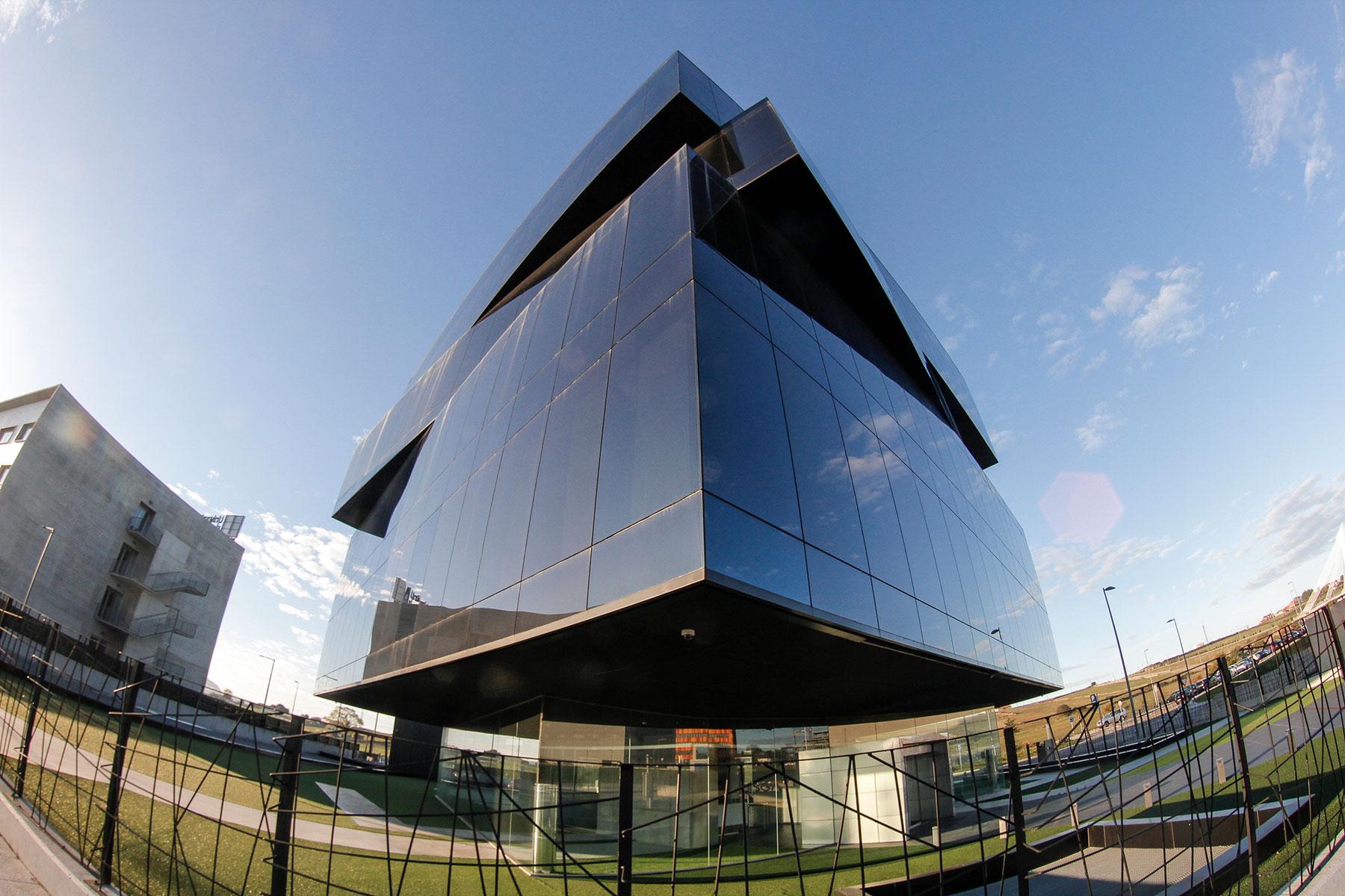 Galeria Centro de Innovación de Servicios Gestionados Avanzados (CISGA), Santander - 11 ?>