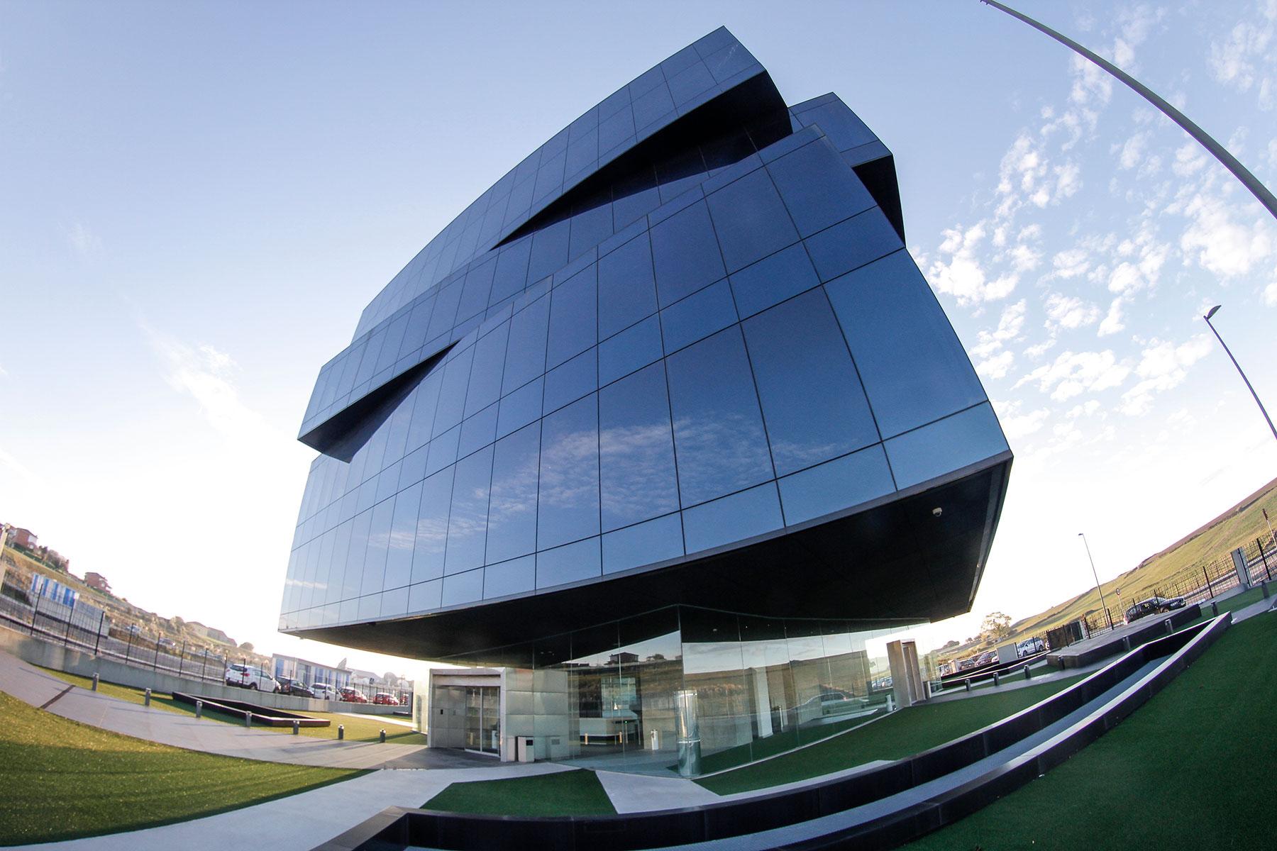 Galeria Centro de Innovación de Servicios Gestionados Avanzados (CISGA), Santander - 15 ?>