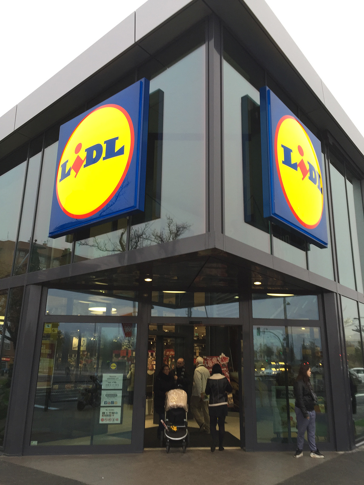 Galeria Supermercado LIDL, Almozara, Zaragoza - 5 ?>