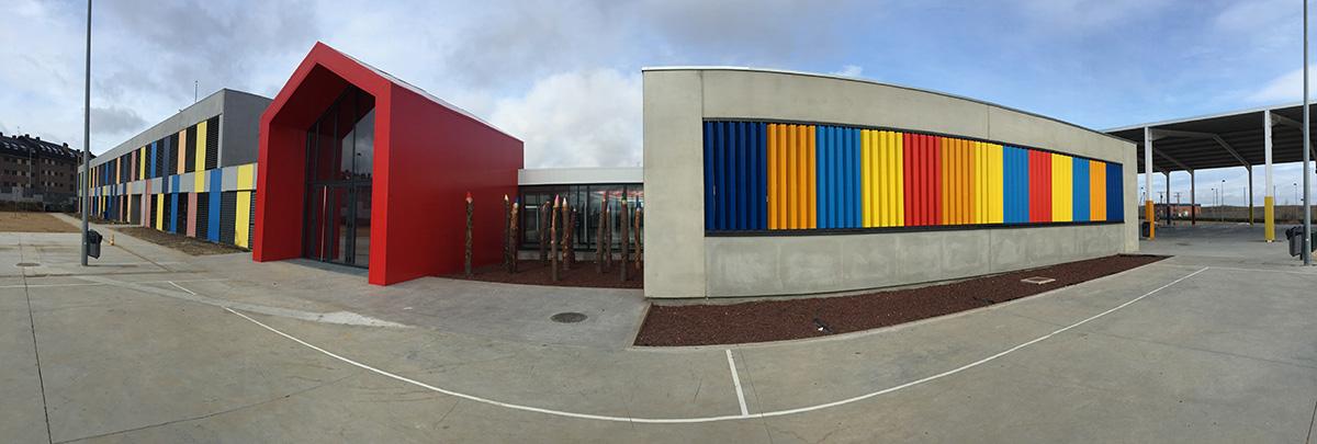 Galeria Escuela infantil Kantica Arroyo de la encomienda, Valladolid - 5 ?>