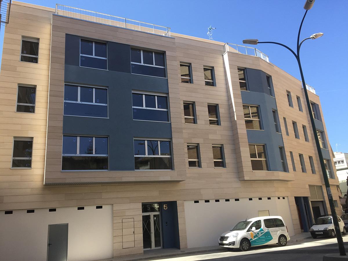 Galeria Viviendas en la Calle Loreto, Huesca - 1 ?>
