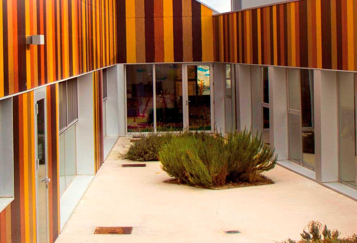 Colegio Infantil Arcosur, Zaragoza