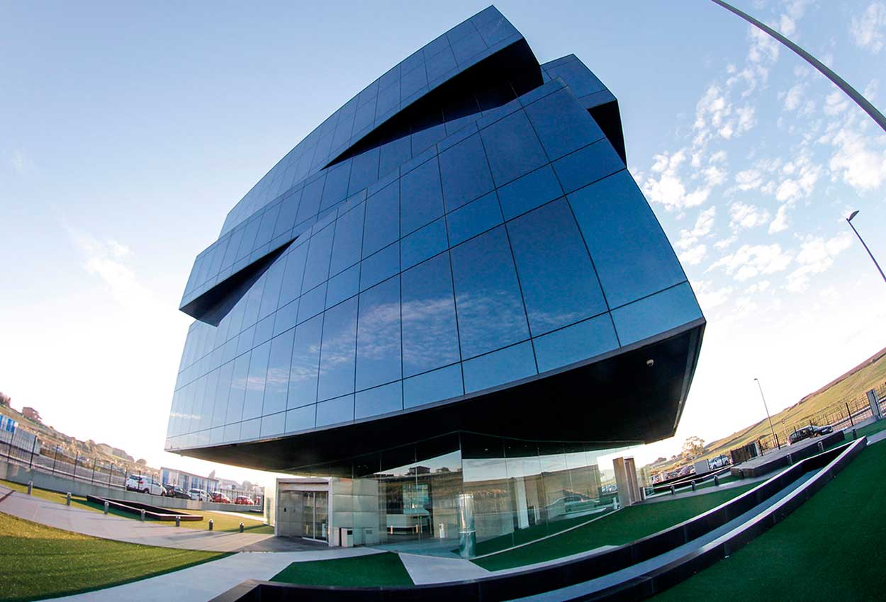 Centro de Innovación de Servicios Gestionados Avanzados (CISGA), Santander