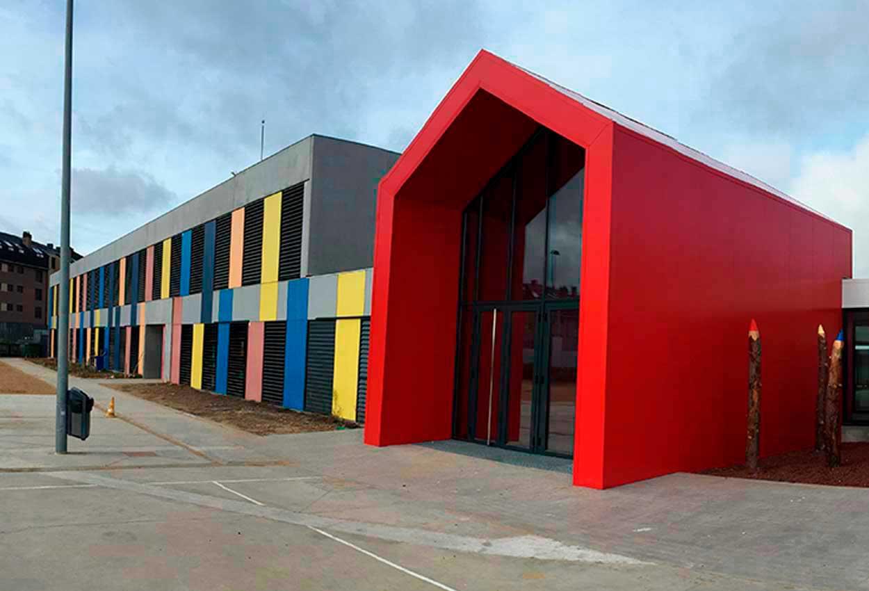 Escuela infantil Kantica Arroyo de la encomienda, Valladolid